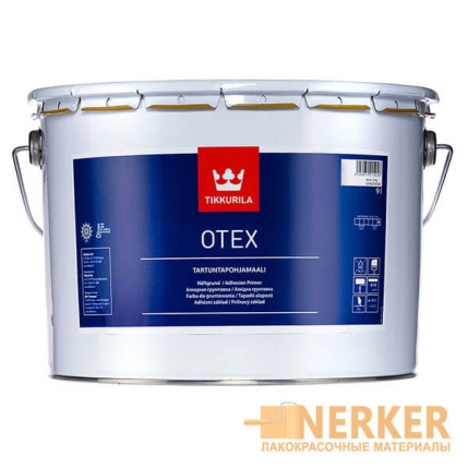 Отекс адгезионная грунтовка (Tikkurila Otex)