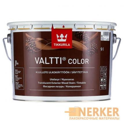 Валтти Колор фасадная лазурь (Tikkurila Valtti Color)