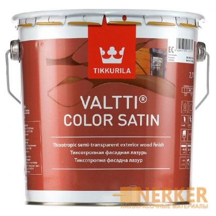 Валтти Колор Сатин (Valtti Color Satin)