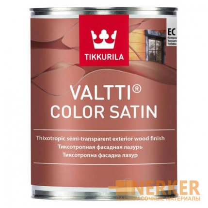 Валтти Колор Сатин (Valtti Color Satin)