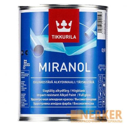 Миранол – ударостойкая краска (Tikkurila Miranol)