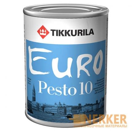 Евро Песто 10 матовая эмаль (Euro Pesto 10)