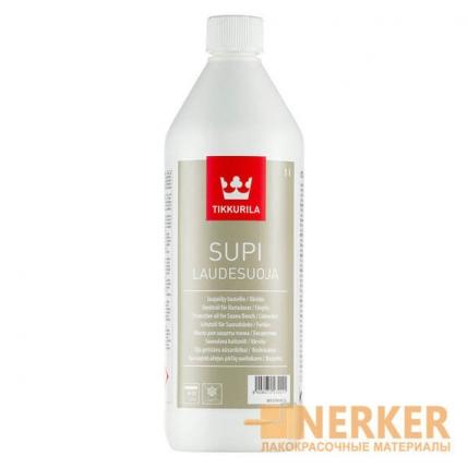 Супи Лаудесуоя масло для полков в бане (Supi laudesuoja)