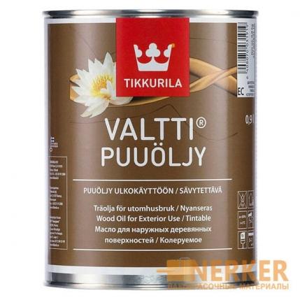 Валтти масло для дерева (Valtti Puuoljy)