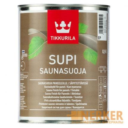 Супи Саунасуоя защитный состав для бани (Supi Saunasuoja)