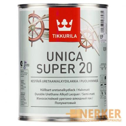 Уника Супер универсальный лак полуматовый (Unica Super 20)