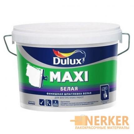 Dulux Maxi финишная шпатлевка (Дулюкс Макси)