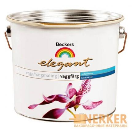 Elegant Vaggfarg Helmatt краска для стен Beckers (Бекерс)