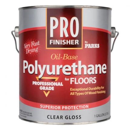 Лак полиуретановый быстросохнущий Pro Finisher Polyurethane