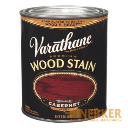 Тонирующее масло для дерева Premium Wood Stain Varathane