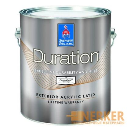 Duration Exterior Latex Flat - Дюрэйшн Фасадная краска