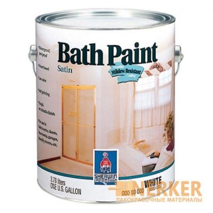 Bath Paint Satin Finish Sherwin Williams краска для кухни и ванны