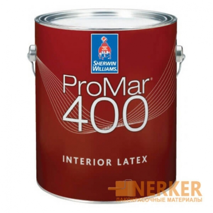 Promar 400 Interior Latex EG-SHEL Sherwin Williams (Яичная скорлупа)