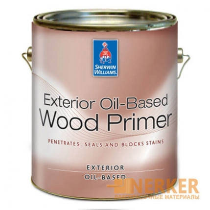 Exterior Oil Wood Primer масляная грунтовка по дереву