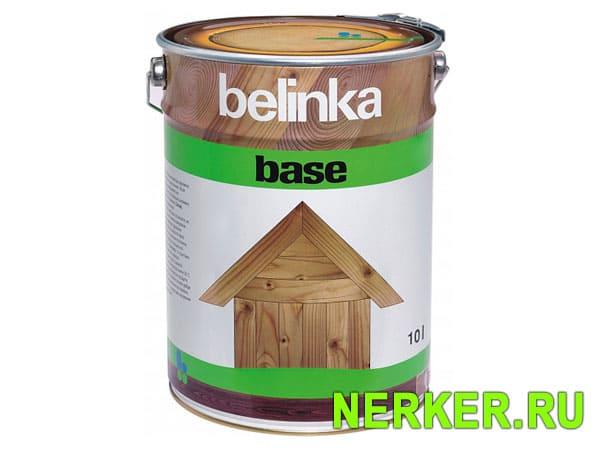 Грунтовка для древесины Belinka Base (Белинка База)