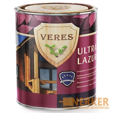Пропитка для дерева Veres Ultra Lazura (Верес Ультра)