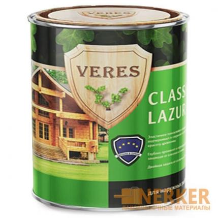 Пропитка для дерева Veres Classic Lazura (Верес Классик)