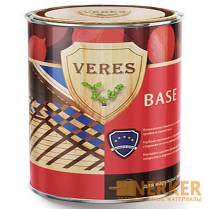 Защитный грунт для дерева Veres Base (Верес База)
