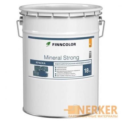 Mineral strong Finncolor (Минерал Стронг) фасадная краска