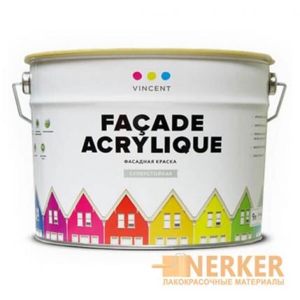 Фасадная краска Vincent Facade Acrylique F-2 (Фасад Акрилик)