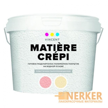 Структурное покрытие Matiere Crepi (Матьер Крепи)