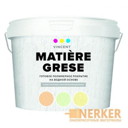 Атмосферостойкое сруктурное покрытие Matiere Grese (Матьер Грезе)