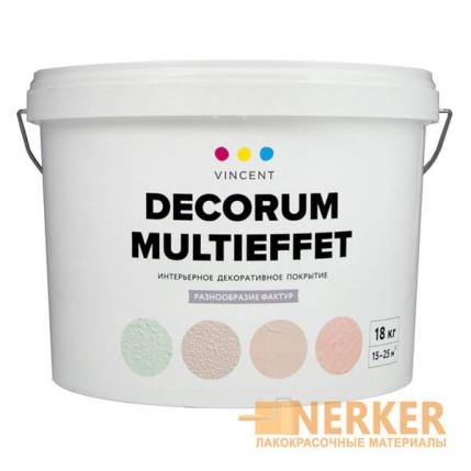 Декоративное покрытие Decorum Multieffet (Декорум Мультиэффект)