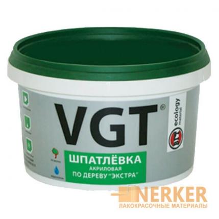 Шпатлевка по дереву «Экстра» VGT (ВГТ)