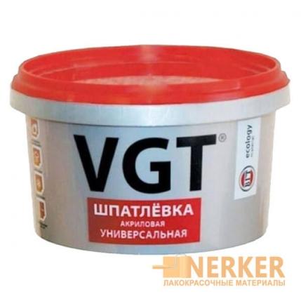Шпатлевка универсальная для наружных и внутренних работ VGT (ВГТ)