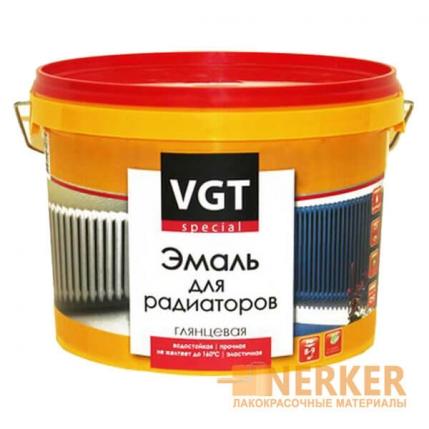 Эмаль акриловая для радиаторов «Профи» VGT (ВГТ)