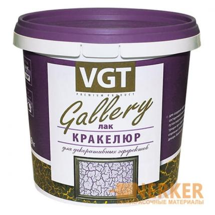 Лак для декоративных эффектов «Кракелюр» ВГТ (VGT)