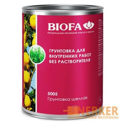 5005 Грунтовка шеллак на водной основе Biofa (Биофа)