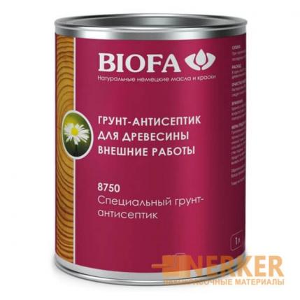8750 Специальный грунт-антисептик для дерева Biofa (Биофа)