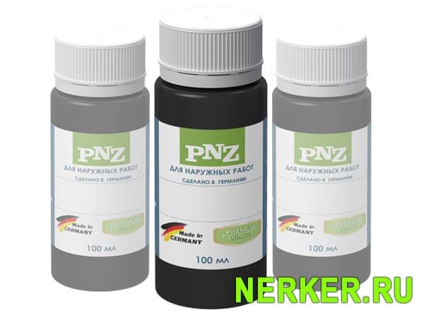 Масло для фасада цветное Pnz / Пнз