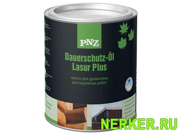 Масло для фасада бесцветное Pnz / Пнз