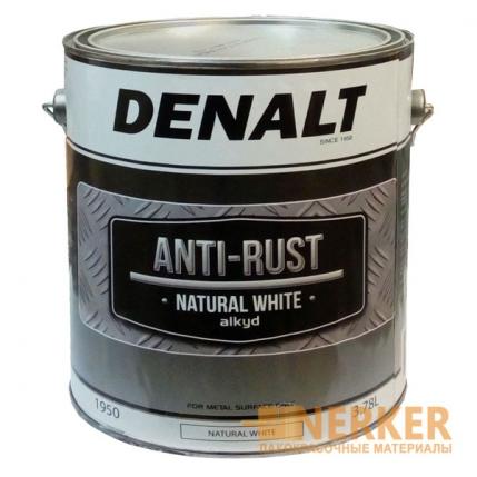 Антикоррозионная грунтующая эмаль Denalt Anti-Rust