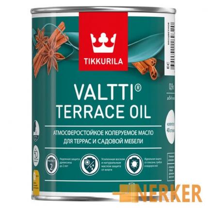 Валтти Террас Ойл / Valtti Terrace oil масло для террас и садовой мебели