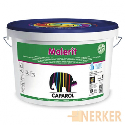 Интерьерная краска Caparol Malerit (Капарол Малерит)