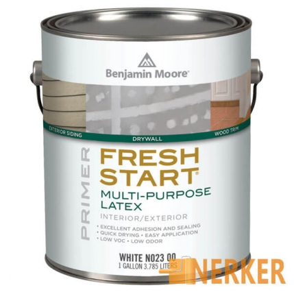 Грунт Benjamin Moore Fresh Start 023