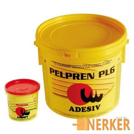 ADESIV PELPREN PL6 2-компонентный реактивный клей