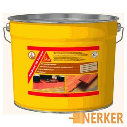 SikaBond-95 Parguet Жестко-Эластичный PU клей