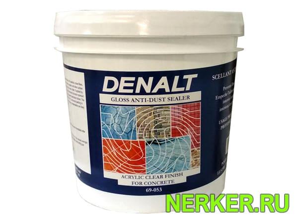 Акриловый лак для каменя Denalt Anti-Dust Sealer