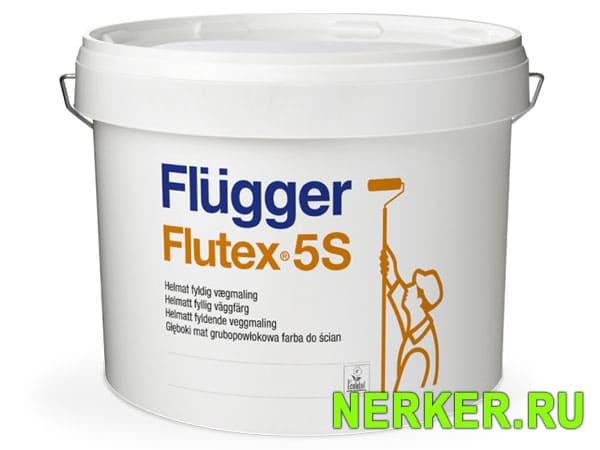 Flugger Flutex 5s / Флютекс 5с