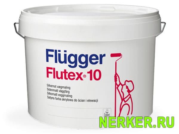 Flugger Flutex 10 / Флюгер Флютекс 10