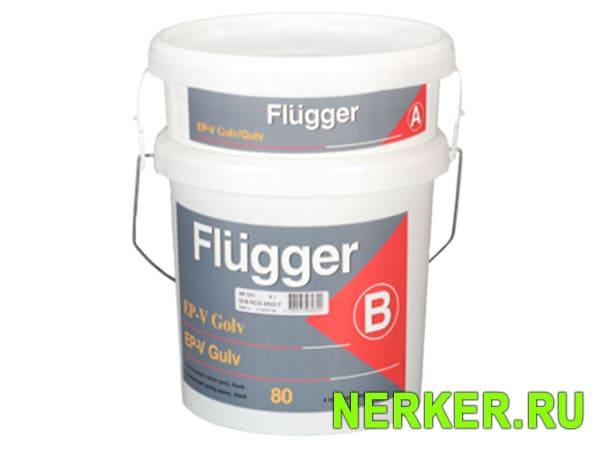 Flugger EP-V 2-komp A+B краска для промышленных полов