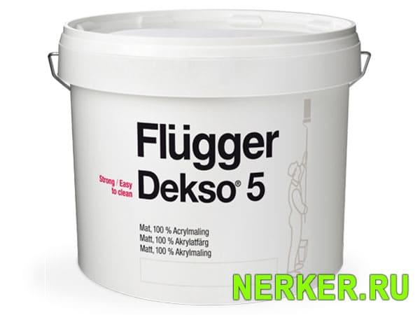 Flugger Dekso 5 / Флюгер Дексо 5