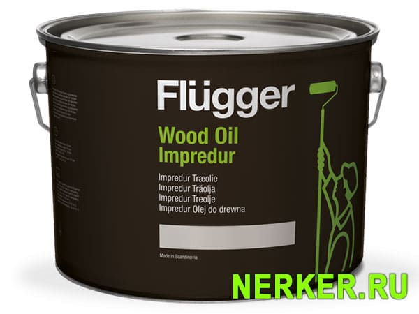 Flugger Wood Oil Impredur масло по дереву
