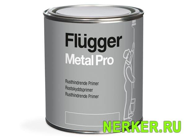 Flugger Metal Pro Anti-corrosive Primer Антикоррозионный грунт