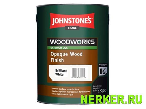 Johnstones Opaque Wood Finish Краска по дереву