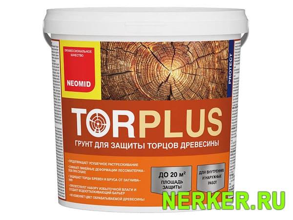 Neomid Tor Plus Состав для защиты торцов древесины